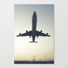 Flight5 Canvas Print