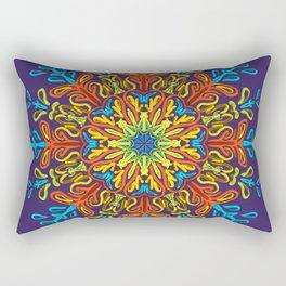Gracias a la Vida (Púrpura) Rectangular Pillow