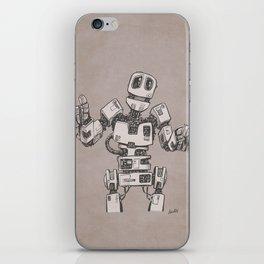 Sheepish Robot iPhone Skin