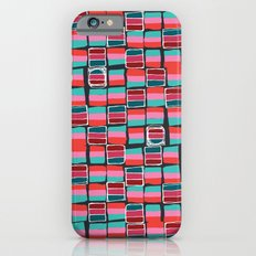 Pixel Pattern iPhone 6s Slim Case