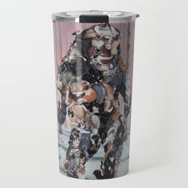 Catsquatch II Travel Mug