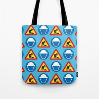 beastie boys Tote Bags featuring BEASTIE - Texture | Hip Hop | 80's | Music | Retro | Vector | Funny | Street Art | Abstract by Gianluca Lucchese