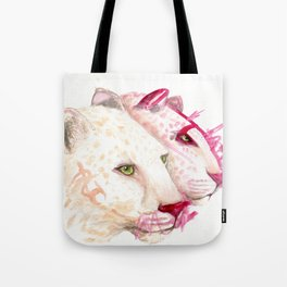 Leopards - A Collaboration with my Toddler Tote Bag