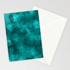 Kaleidoscope Series Crystal Stationery Cards
