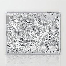 Monsters In My Closet Laptop & iPad Skin