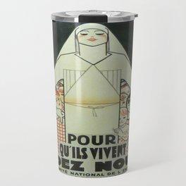 Vintage poster - Musee des Instruments de Medecine Travel Mug