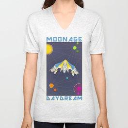 Moonage Daydream Unisex V-Neck