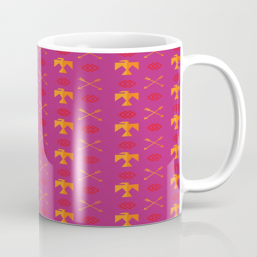 Indian Designs 30 Mug by Design4ustudio MUG8251601