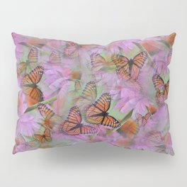 Monarch Mania Pillow Sham