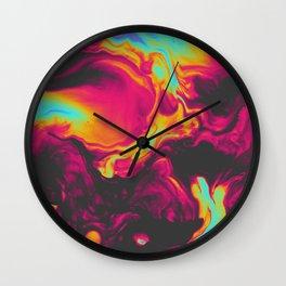 YOU WANT IT DARKER Wall Clock