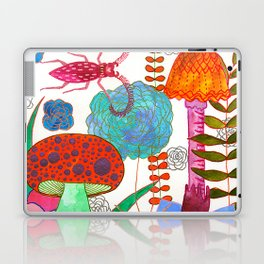 Foraging For Your Heart Laptop & iPad Skin