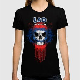 To The Core Collection: Laos T-shirt