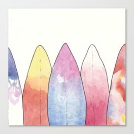 Gnarly Boards Canvas Print