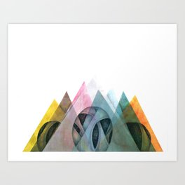 City #35: Hammansa Art Print