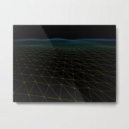 Pythagoras Valley Metal Print