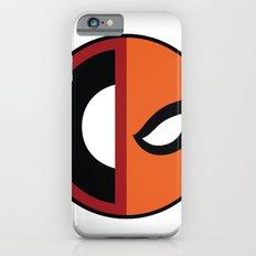 Wilson VS Wilson (Deadpool Deathstroke) Slim Case iPhone 6s
