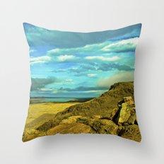 Wonderful landscape. Throw Pillow