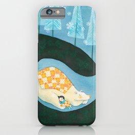 Hibernating Together iPhone Case