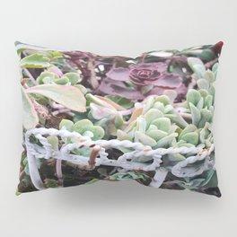 A Succulent Garden Pillow Sham