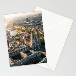 Notre Dame Rise Again Stationery Cards