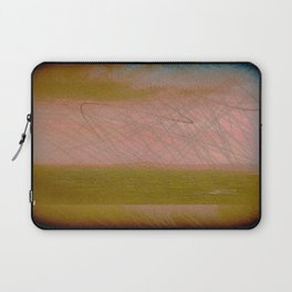 Postcard From The Hill Laptop Sleeve
