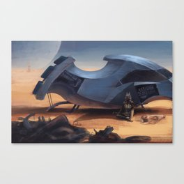 i was gonna go to tosche station for power converters Canvas Print