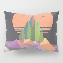 Road Trip Pillow Sham