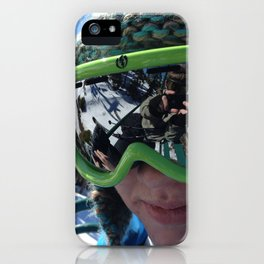 The Gnar iPhone Case