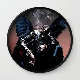Travis Astroworld Scott Wall Clock