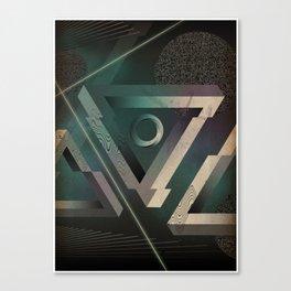 Void 43 Canvas Print