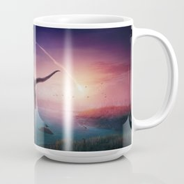 Mystical Time Zone Coffee Mug