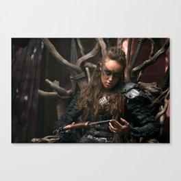 Lexa 02 Canvas Print