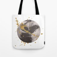 universe Tote Bags featuring Universe by Dream Of Forest