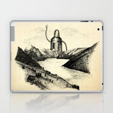 A Visitor From The North Laptop & iPad Skin