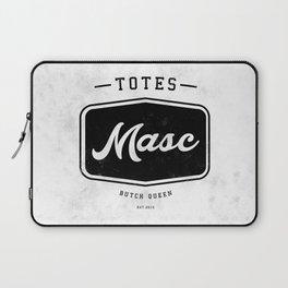 Totes Masc - Vintage Laptop Sleeve