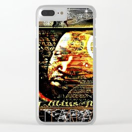 Yahuah Watchman 01-01 Clear iPhone Case