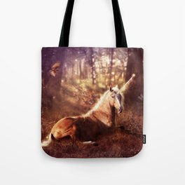 Unicorn, Part 1 The Ancients Series  Tote Bag