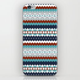Navajo Pattern iPhone Skin