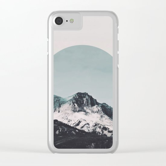 Climax Clear iPhone Case
