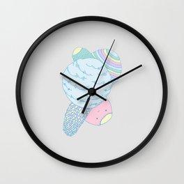MokGori#08 Wall Clock