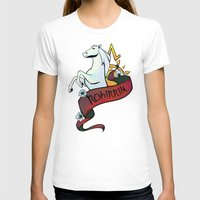 aragorn T-shirts featuring Horse Lords by Charleighkat
