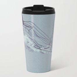 Jellyfish 2 Metal Travel Mug