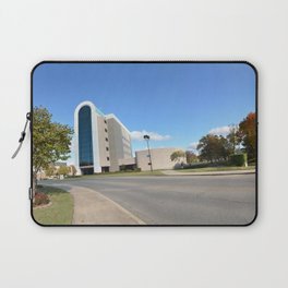 Northeastern State University - The W. Roger Webb IT Building, No. 1 Laptop Sleeve