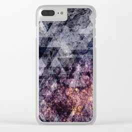 Deep Inside Clear iPhone Case