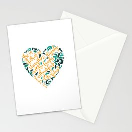 Proverbs 31:25 Stationery Cards