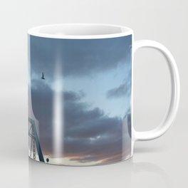 another bridge sunset Coffee Mug
