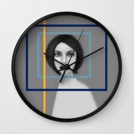 Size Doesn't Matter Wall Clock