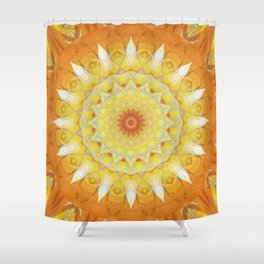 Mandala find your way Shower Curtain