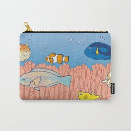 Fish Day Carry-All Pouch