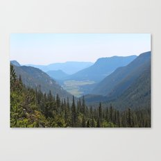 Rocky Mountain National Park Canvas Print